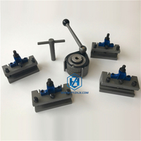 40 Position Quick Change Tool Post and Tool Holders